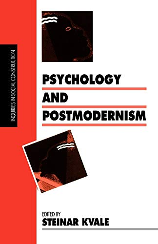 9780803986046: Psychology and Postmodernism