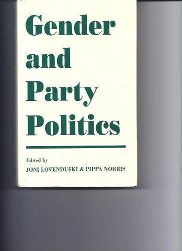 9780803986596: Gender and Party Politics