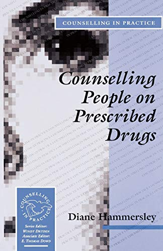 9780803988873: Counselling People on Prescribed Drugs (Therapy in Practice)