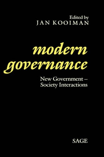 9780803988903: Modern Governance: New Government-Society Interactions