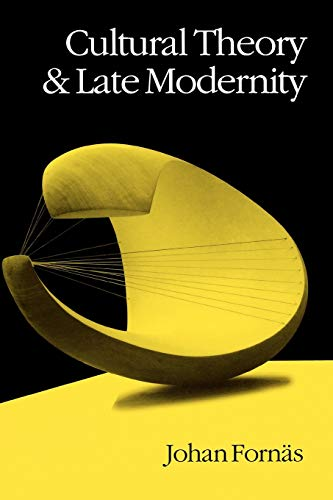 9780803989016: Cultural Theory and Late Modernity
