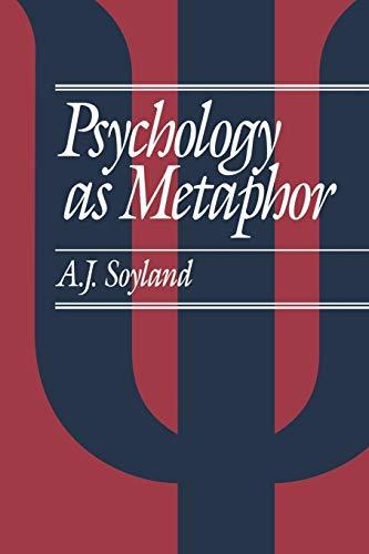 9780803989580: Psychology as Metaphor