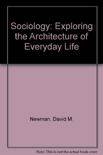 architectural sociology This article proposes a cross-cultural, comparative architectural sociology as a means of sociological analysis it also emphasizes the social positivity of architecture.
