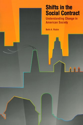 9780803990401: Shifts in the Social Contract: Understanding Change in American Society