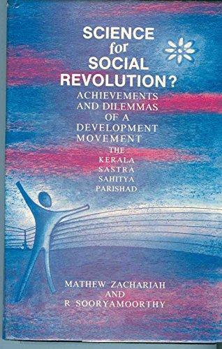 9780803991491: Science for Social Revolution?: Achievements and Dilemmas of a Development Movement
