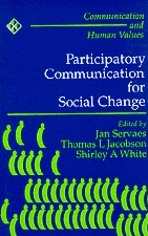 9780803992962: Participatory Communication for Social Change (Communication and Human Values)