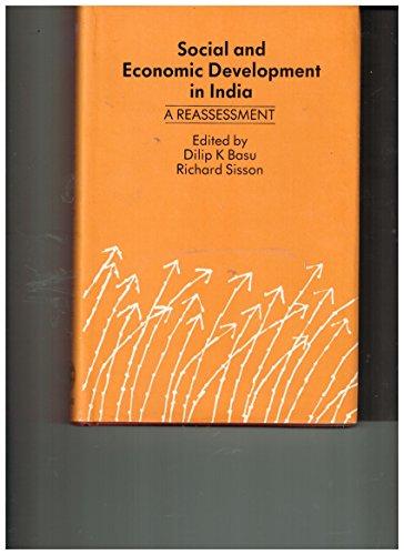Social and Economic Development in India: A: Dilip K. Basu