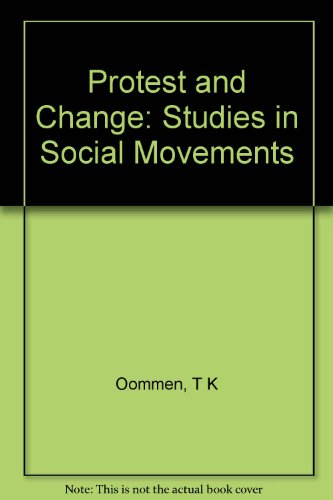 9780803996526: Protest and Change: Studies in Social Movements