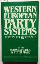 9780803997028: Western European Party Systems: Continuity and Change
