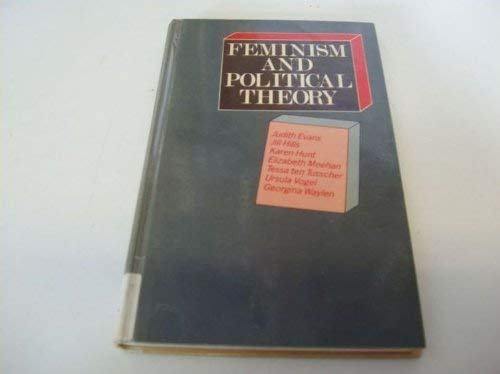 9780803997059: Feminism and Political Theory