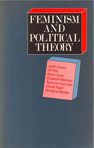 Feminism and Political Theory: Ms Judy Evans,
