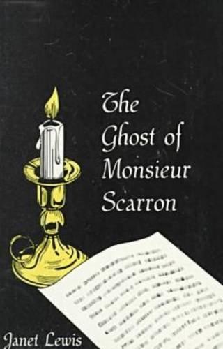 9780804001335: Ghost of Monsieur Scarron Ghost of Monsieur Scarron Ghost of Monsieur Scarron