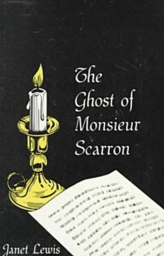 9780804001335: The Ghost of Monsieur Scarron