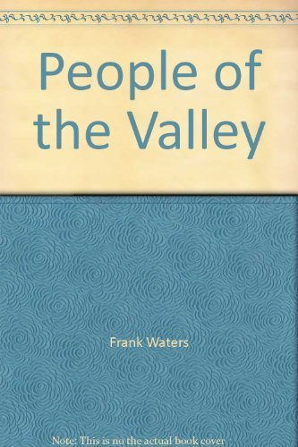 People of the Valley: Waters, Frank