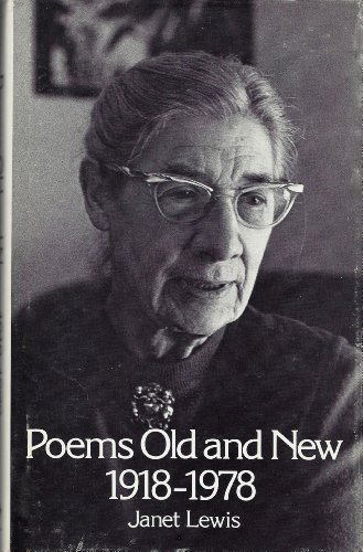 9780804003711: Poems Old and New: 1918-1978