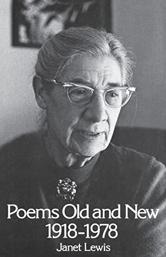 9780804003728: Poems Old & New 1918-1978