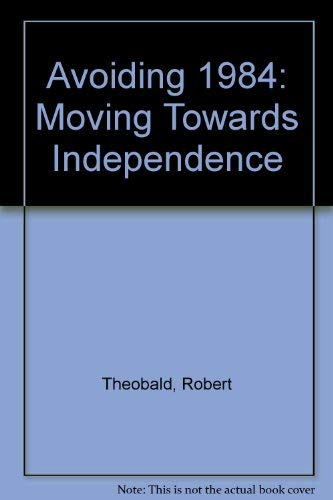 Avoiding 1984: Moving Toward Interdependence (signed)