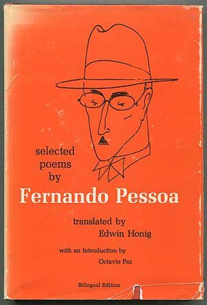 Selected Poems (By Fernando Pessoa): EDWIN HONIG