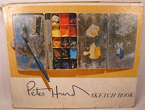 Peter Hurd Sketch Book