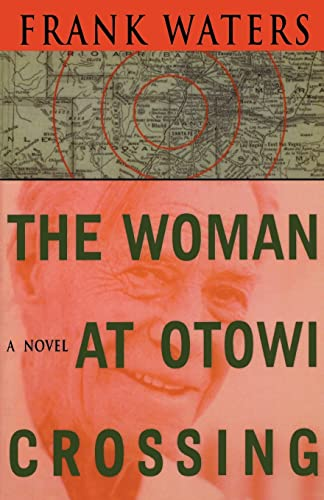 The Woman at Otowi Crossing: Waters, Frank