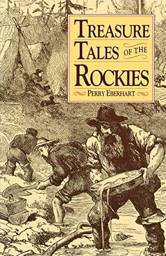 9780804009355: Treasure Tales of the Rockies