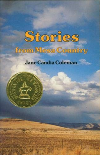 9780804009577: Stories from Mesa Country