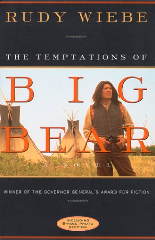 9780804010290: The Temptations of Big Bear