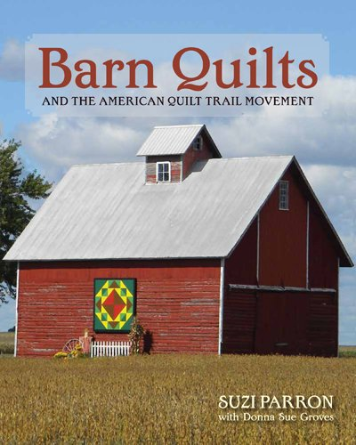 9780804011389: Barn Quilts and the American Quilt Trail Movement