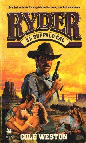 9780804100144: Ryder #1: Buffalo Gal