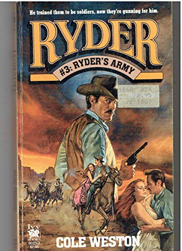9780804100236: RYDER'S ARMY