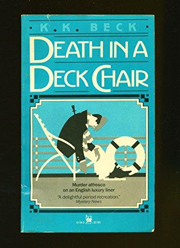 9780804101189: Death in a Deck Chair