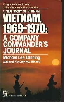 9780804101875: Vietnam, 1969 - 1970: A Company Commander's Journal (No.1)