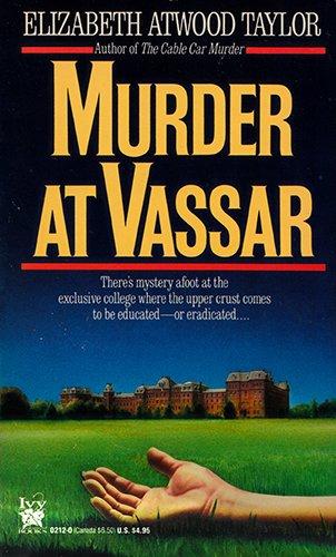 9780804102124: Murder at Vassar