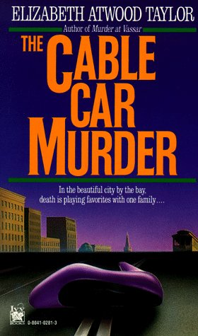 9780804102810: Cable Car Murder