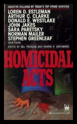 9780804102940: Homicidal Acts #4