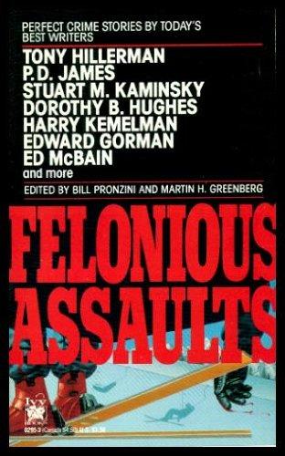 Felonious Assaults.: Pronzini, Bill and