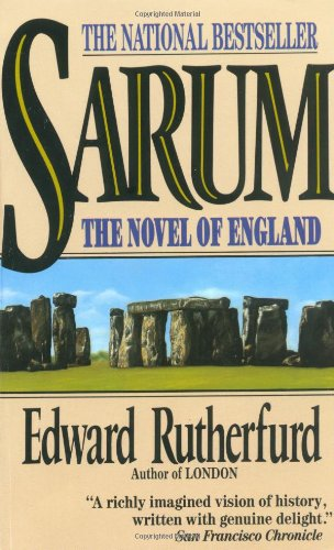 9780804102988: Sarum: The Novel of England
