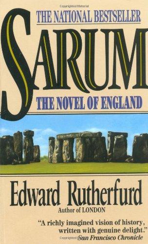 9780804102988: Sarum: The Novel of England
