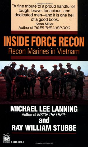 9780804103015: Inside Force Recon: Recon Marines in Vietnam