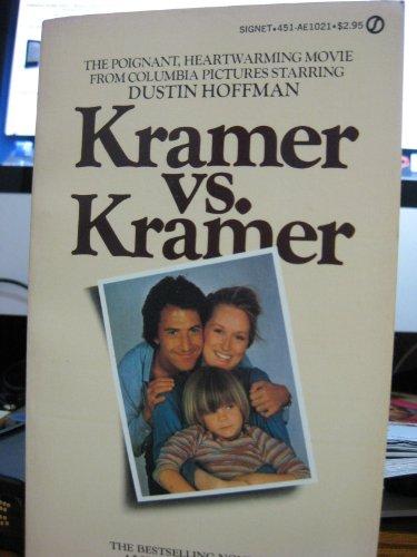 9780804103602: Kramer vs. Kramer