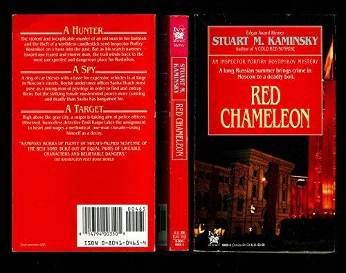 9780804104654: Red Chameleon