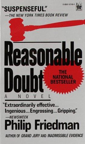 9780804107495: Reasonable Doubt