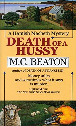 9780804107686: Death of a Hussy (Hamish Macbeth Mysteries, No. 5)