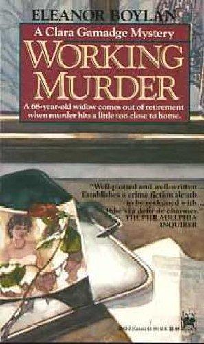9780804108133: Working Murder