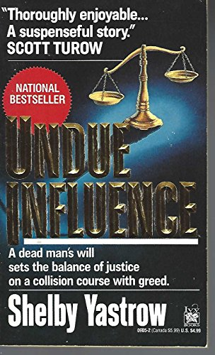 9780804109055: Undue Influence