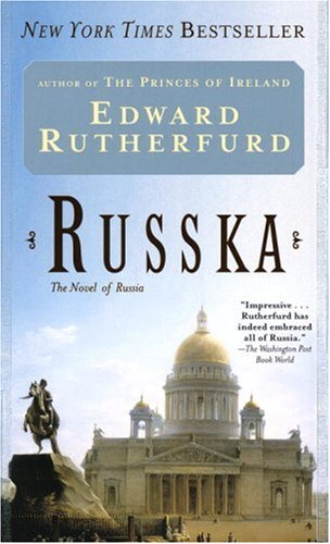 9780804109727: Russka: The Novel of Russia