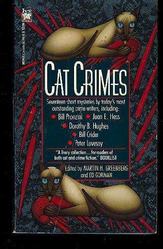 9780804109796: Cat Crimes