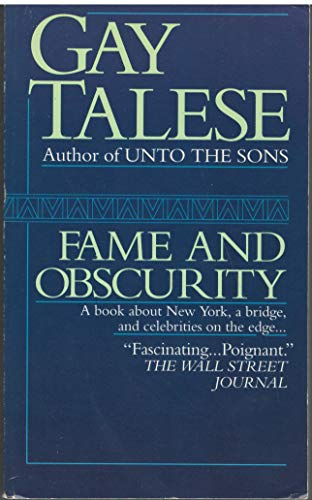 9780804110563: Fame and Obscurity