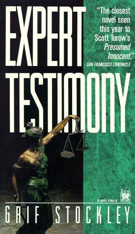 Expert Testimony: Stockley, Grif
