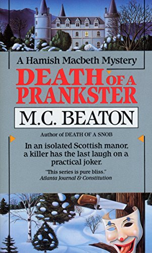 9780804111027: Death of a Prankster (Hamish Macbeth Mysteries, No. 7)